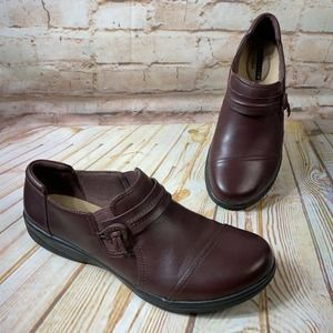Clarks Collection Leather Shoes Flats Loafers